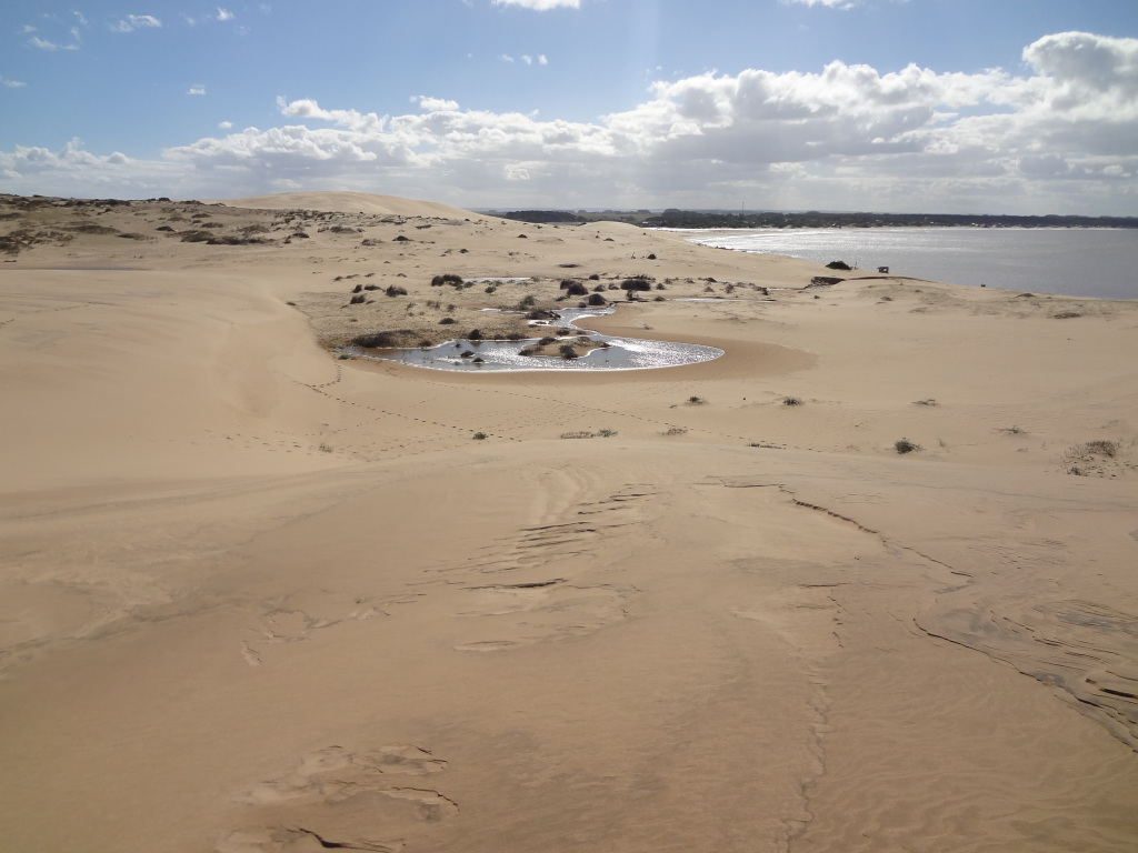 Strand in Rocha