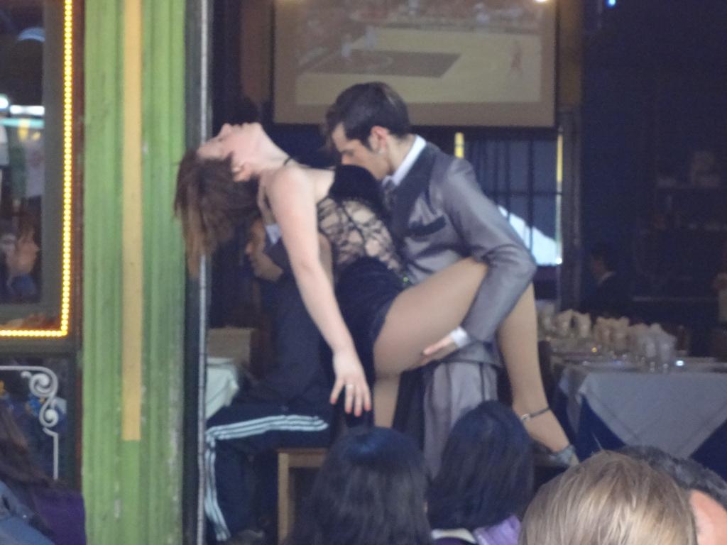 Tango tanzen Uruguay