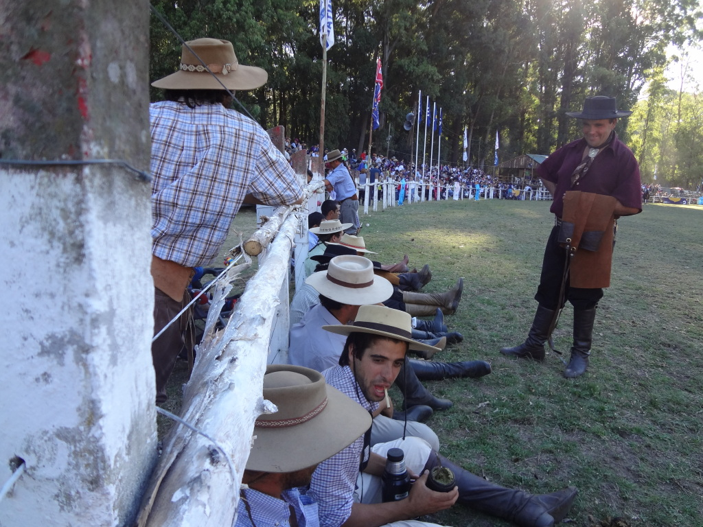 Criolla Uruguay - Gauchos