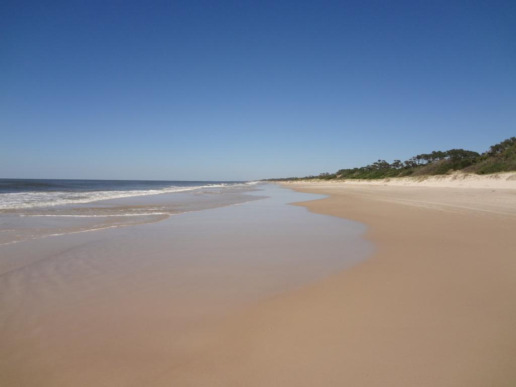 Strand Rio de la Plata