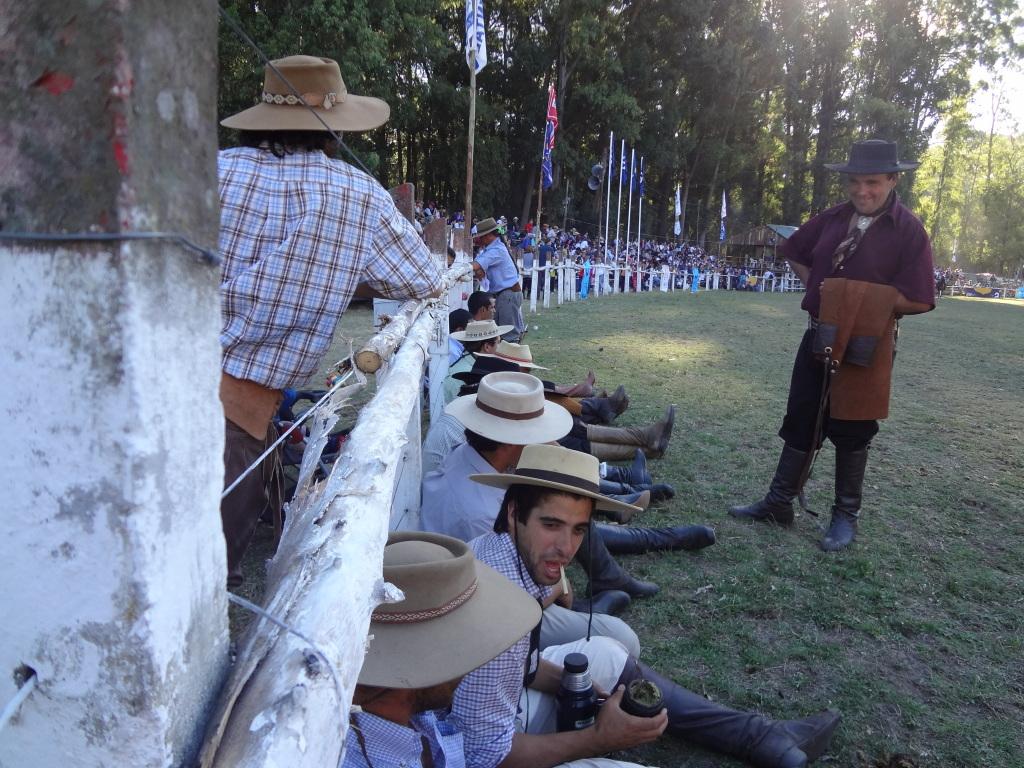 Gauchos Uruguay