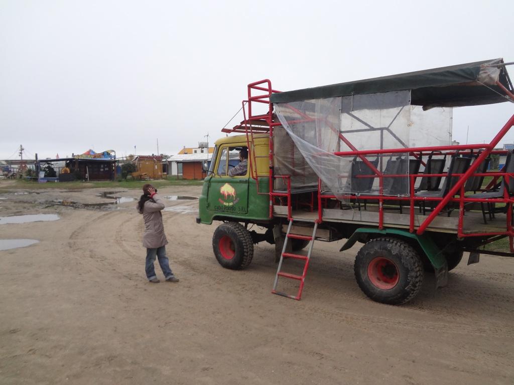 Cabo Polonio Truck: Fährt er nun, oder nicht ?