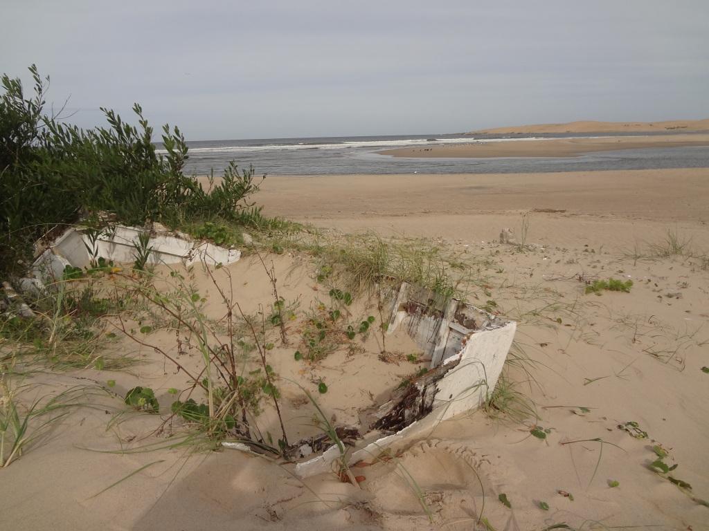 Schiffswrak Uruguay