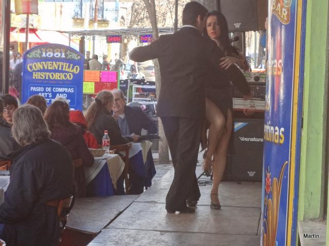 Tango Strasse Montevideo Uruguay