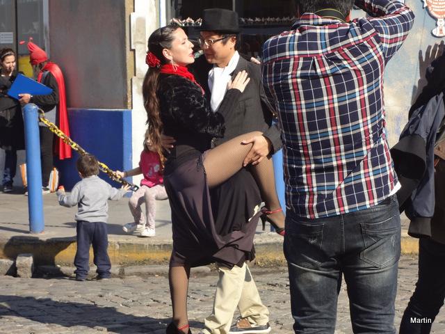 Strassen Tango Buenos Aires