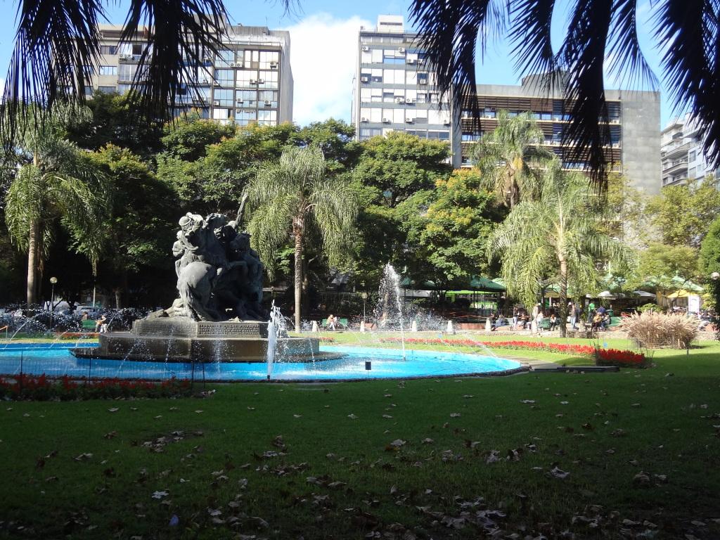 Brunnen Montevideo