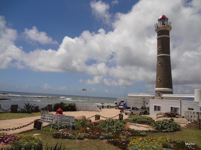 Leuchtturm Jose Igancio Uruguay