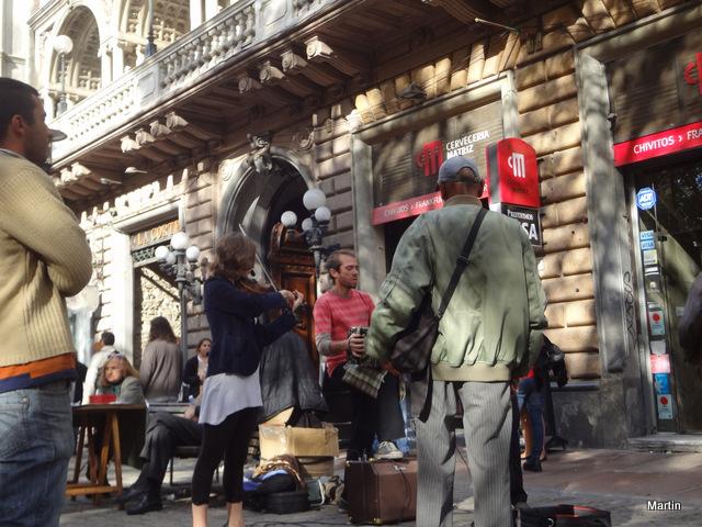 Tango in Montevideo Uruguay