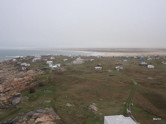 Leuchtturm Cabo Polonio Uruguay im Winter