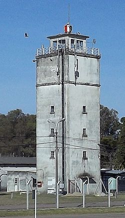 Rincón del Bonete Nazi Luftschutz Leuchtturm Uruguay