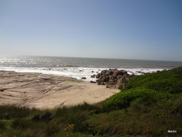 Einsame versteckte Strände Uruguay - Rocha