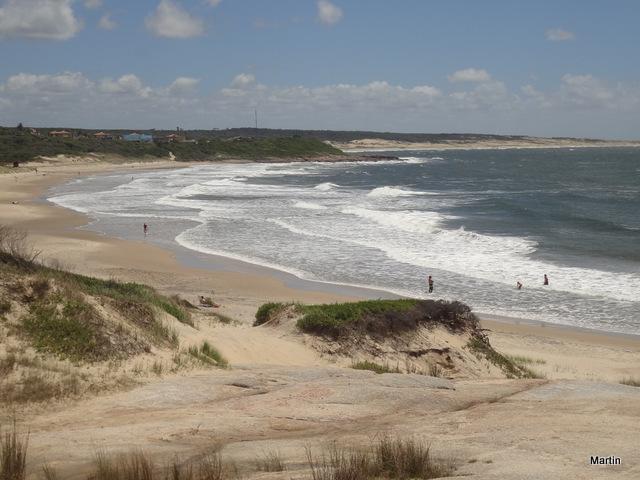 Strand Rocha Uruguay Nationalpark Santa Teresa