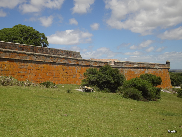 Santa Teresa Festung Uruguay Rocha
