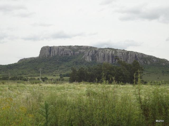 Sierras Minas Uruguay