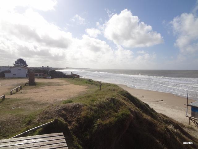 La Aguada Strand Rocha Urugua