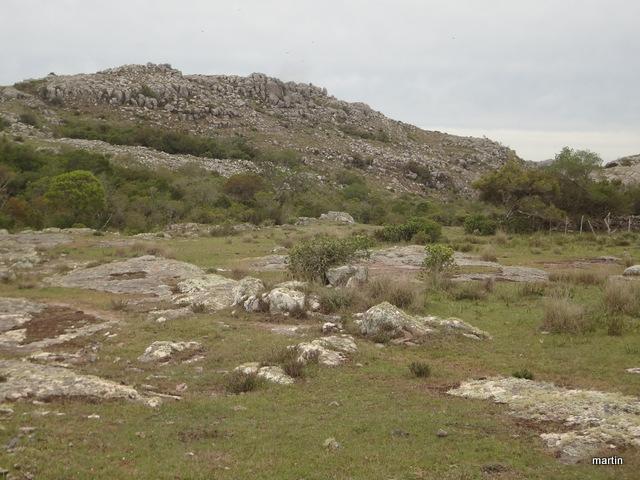 Sierras in Rocha Uruguay