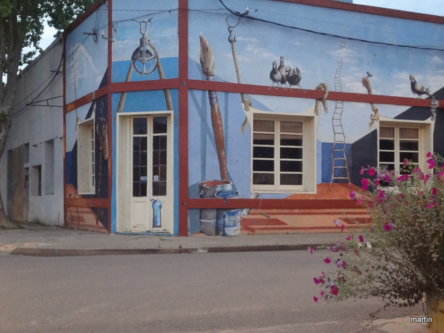 Freiluftmuseum Uruguay San Gregorio de Polanco