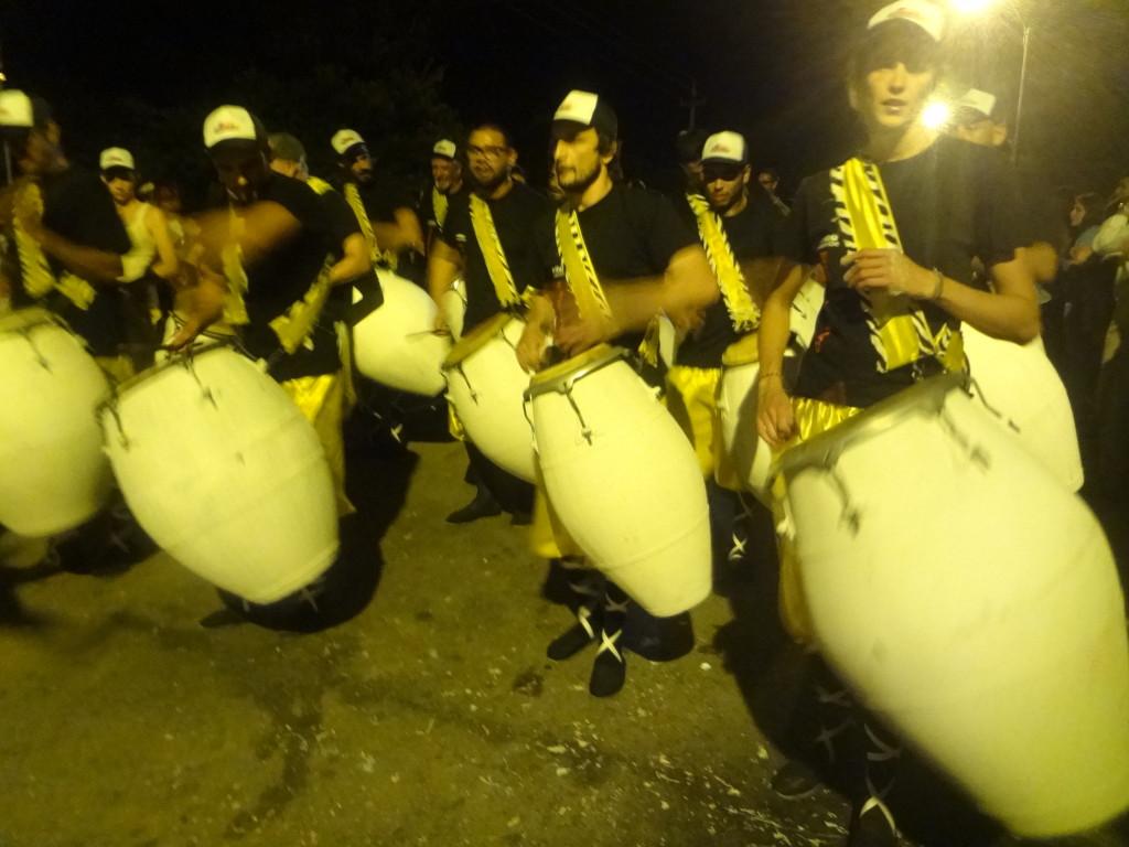 Carneval Candombe Uruguay