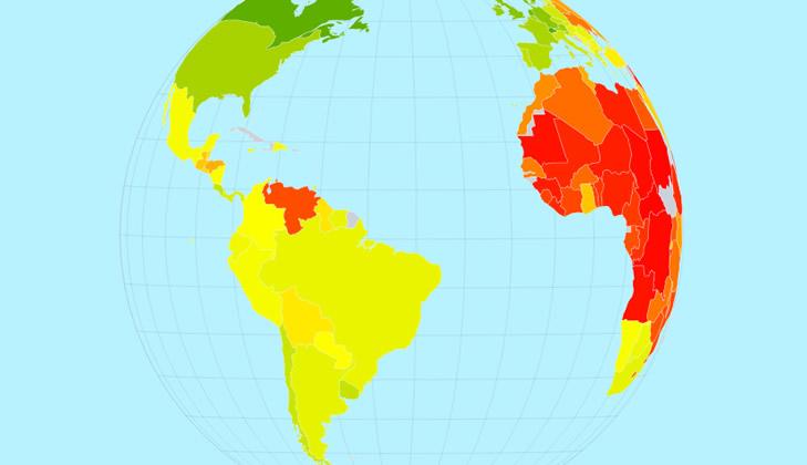 Wohlstand Lebensqualität Uruguay