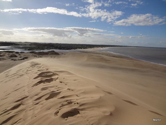 Wanderdünen Uruguay