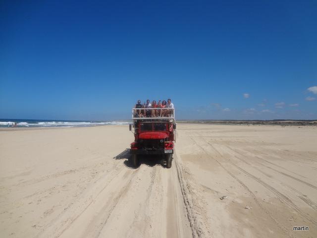 Anreise Cabo Polonio Nationalpark Uruguay