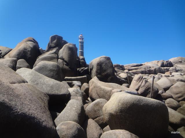 Cabo Polonio Leuchtturm