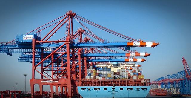 Umziehen Container Uruguay