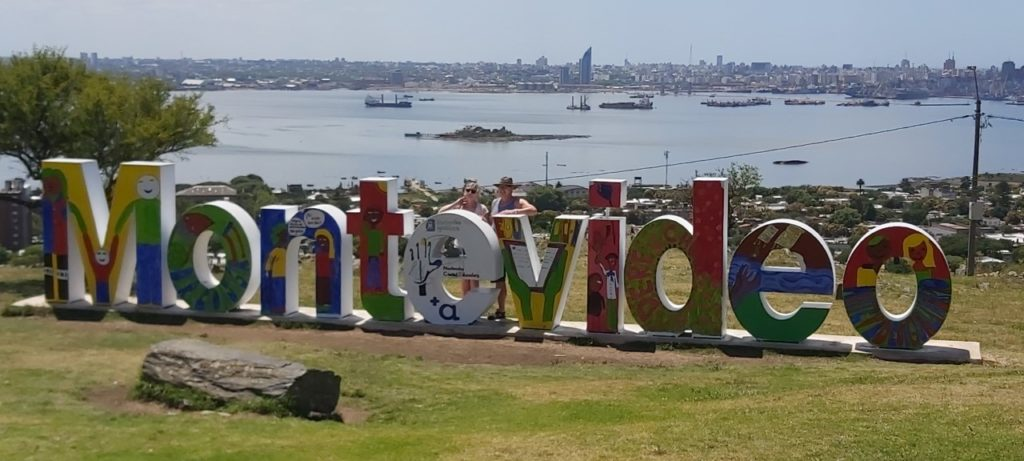 Montevideo Stadtführung