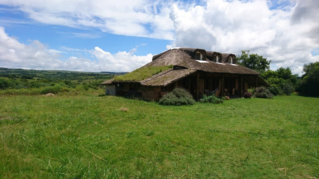 Leben in Uruguay Sierras von Rocha